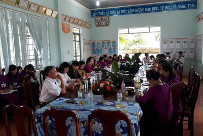 HỘI NGHỊ CÔNG CHỨC, VIÊN CHỨC, NGƯỜI LAO ĐỘNG NH 2018 – 2019